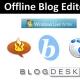 Melhores Editores Offline Para Blogs E Ferramentas De Publicação Da Web - Mini-Guia
