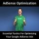 Otimização Adsense: Táticas Essenciais Para Otimizar Os Anúncios Do Google Adsense No Seu Site