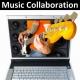 Colaboração Musical Online: Melhores Ferramentas e Serviços Para Colaborar Em Projetos Musicais