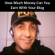 Ganhos Com O Seu Blog: Quanto Dinheiro Você Pode Ganhar Com Blogs - Vídeo Com Robin Good