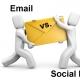 Mídias Sociais vs E-mail: Qual É O Melhor Canal De Comunicação E Marketing Na Internet?