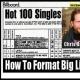 Design Da Informação: Como Formatar Listas Longas